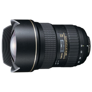 Tokina Lens AT-X 16-28mm f2.8 PRO FX