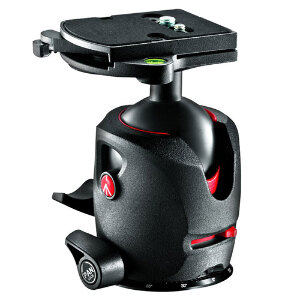Manfrotto 057 Magnesium Ball Head with QR plate (MH057M0-RC4)