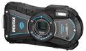Pentax Optio WG-1 Waterproof/Shockproof Digital Camera - Black - 14 Megapixel