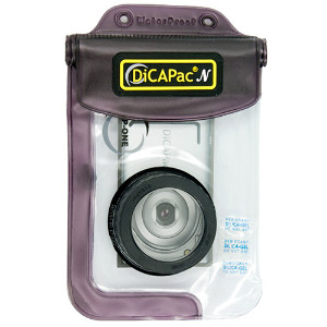DiCAPac Waterproof Camera Case (WP-ONE)