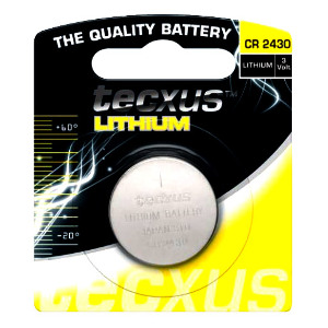 CR2430 Lithium Coin Battery