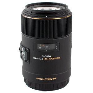 Sigma Lens 105mm f/2.8 EX DG OS HSM Macro