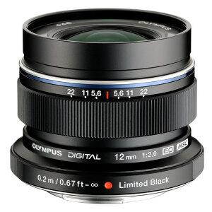 Olympus M.Zuiko 12mm f/2.0 Lens
