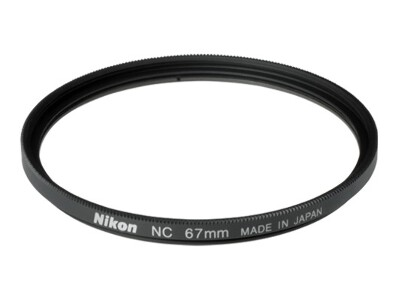 67mm - Nikon Neutral Colour (NC) Filter 67mm