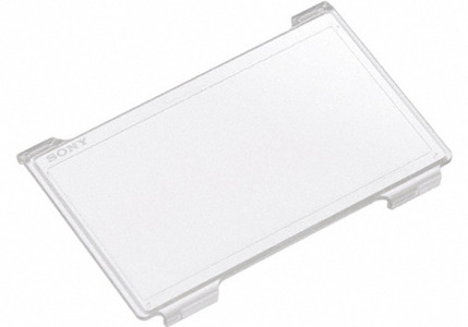 Sony LCD Screen Protector - PCKLH1EM - Hard Cover for NEX