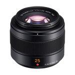 Panasonic 25mm f1.4DG Summilux lens