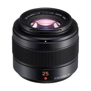 Panasonic Leica DG Summilux 25mm f/1.4 ASPH. Lens - Micro Four Thirds
