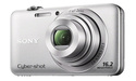 Sony Cyber-shot DSC-WX30 Digital Camera - Silver - 16.2 Megapixel