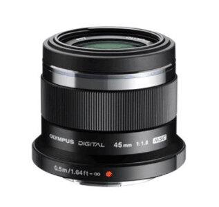 Olympus M.Zuiko 45mm f/1.8 Lens