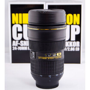 Nican 24-70mm f/2.8 Lens Coffee Mug