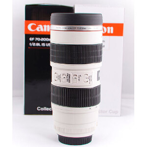 Canon 70-200mm Lens Coffee Mug