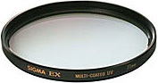 Sigma 62mm MC UV Filter