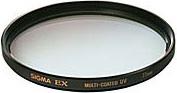 62mm - Sigma 62mm Multi-Coated UV Filter
