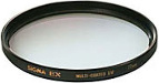 62mm - Sigma 62mm Multi-Coated UV Filter