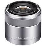 Sony 30mm f3.5 Macro E lens