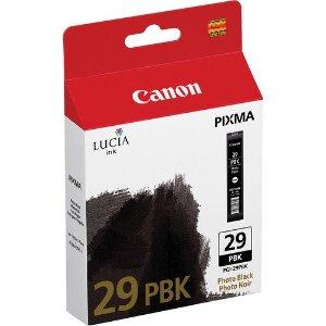 Canon PGI-29PBK LUCIA Ink Tank - Photo Black
