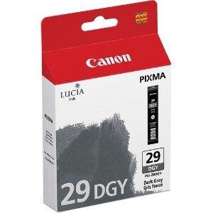 Canon PGI-29DGY LUCIA Ink Tank – Dark Gray