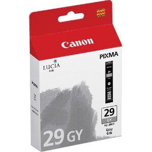 Canon PGI-29GY LUCIA Ink Tank - Gray