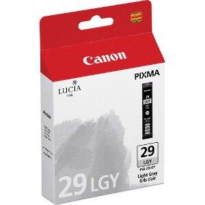 Canon PGI-29LGY LUCIA Ink Tank – Light Gray