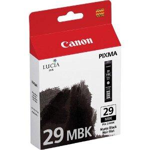 Canon PGI-29MBK LUCIA Ink Tank - Matte Black