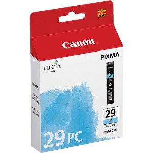 Canon PGI-29PC LUCIA Ink Tank - Photo Cyan