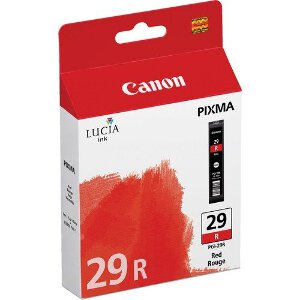 Canon PGI-29R LUCIA Ink Tank - Red