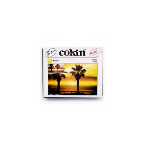 Cokin P Series Yellow Coloured Filter #P001