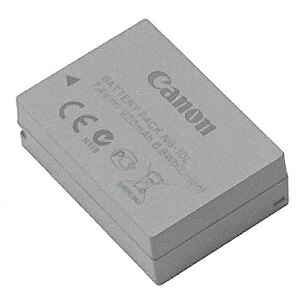 Canon Rechargeable Li-Ion Battery #NB-10L