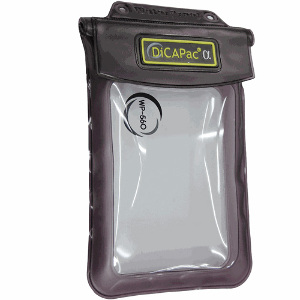 DiCAPac Waterproof Case for Personal Effects (WP-560)