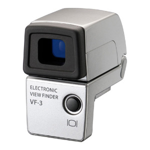 Olympus VF-3 Electronic View Finder for PEN-F Cameras - Silver