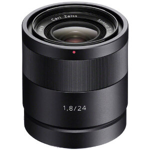 Sony Carl Zeiss Sonnar T* 24mm f/1.8 ZA E-mount Lens