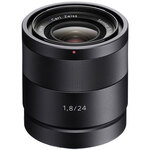 Sony 24mm f1.8 T* ZA E lens