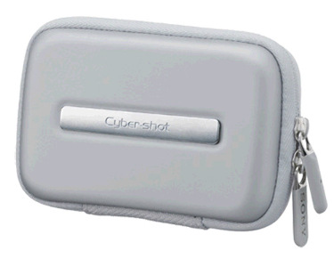 Sony Soft Carrying Case for Cyber-shot #LCM-THBS - Silver
