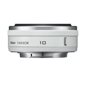 Nikon 1 Nikkor 10mm f/2.8 CX Lens