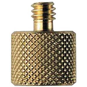 "Manfrotto 015 3/8"" Female – 1/4"" Male Thread Adapter"
