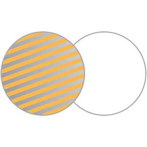 Lastolite Reflector Sunfire/White - 95cm