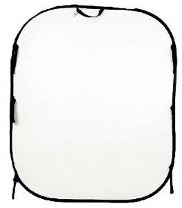 Lastolite Collapsible Background Reversible Black/White - 1.5 x 1.8m