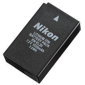 Nikon EN-EL20 Rechargeable Lithium-ion Battery