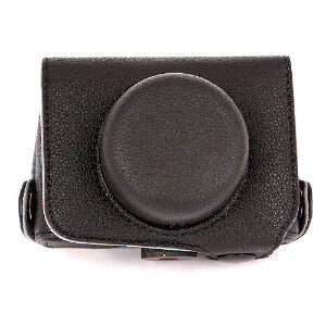 GHT Premium Fitted PU Leather Case for Pentax Q