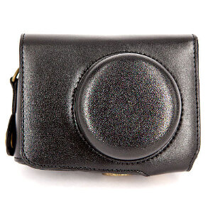 GHT Premium Fitted PU Leather Case for Panasonic GF3