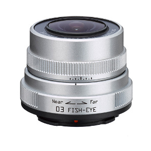 Pentax Q 3.2mm (17.5mm) - 03 Fisheye Lens