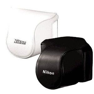Nikon Leather Body Case Set for V1 + 10mm Lens
