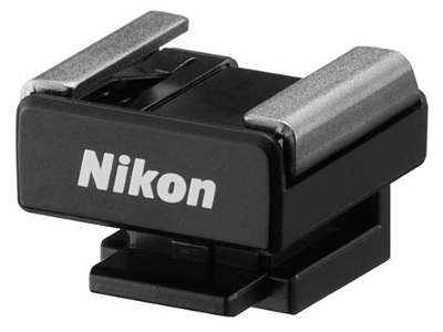 Nikon AS-N1000 Multi Accessory Port Adapter for 1 Series