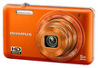 Olympus VG-160 Digital Camera - 14 Megapixel