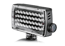 Manfrotto LED light #ML360 (needs shoe/bracket)