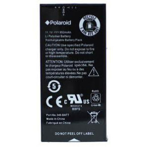 Polaroid Rechargeable Battery for GL10/Z340