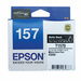 Epson 157 UltraChrome K3 Matte Black (T1578) Ink Cartridge for R3000