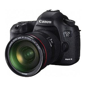 Canon EOS 5D Mark III DSLR + 24-70mm f2.8 L II Lens