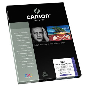 Canson Infinity Rag Photographique 310gsm A4 - 10 Sheets