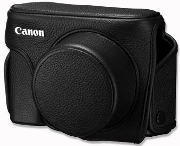 Canon SCDC75 Leather Case for PowerShot G1X